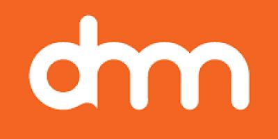 DHM Infra logo